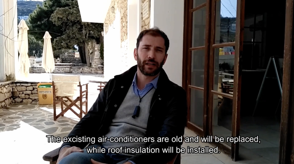 Energy renovation in municipal hostels (Part 1)