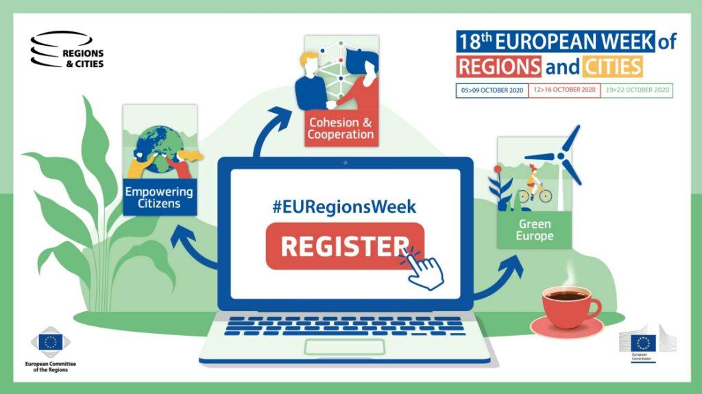 EU Regions week header