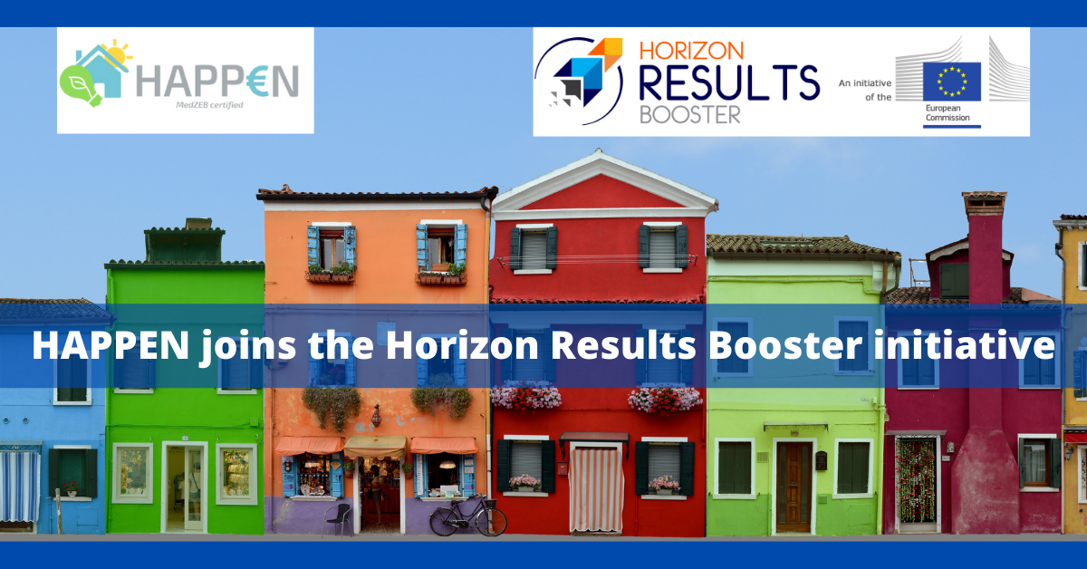 HAPPEN joins the Horizon Results Booster